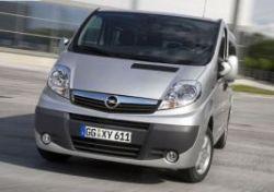 Opel Vivaro, Опель Виваро