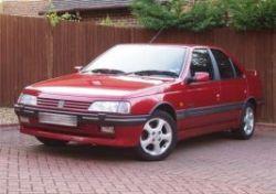 Peugeot 405, Пежо 405
