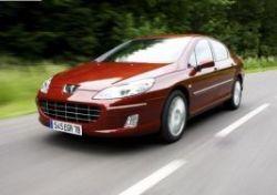 Peugeot 407, Пежо 407
