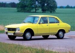 Peugeot 504, Пежо 504
