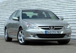 Peugeot 607, Пежо 607