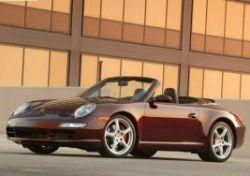 Porsche 911 Cabriolet, Порш 911 Кабриолет