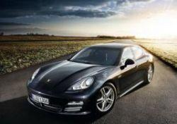 Porsche Panamera, Порш Панамера