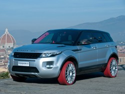 Range Rover Evoque, Рендж Ровер Вог