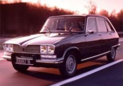 Renault 16, Рено 16