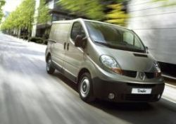 Renault Trafic Fourgon, ���� ������ ������