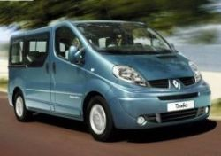 Renault Trafic Passenger, Рено Трафик Пассенджер