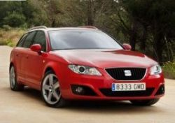 Seat Exeo ST, Сеат Эксео СТ