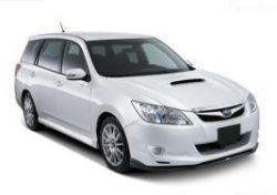 Subaru Exiga, Субару Эксига