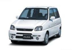 Subaru Pleo, Субару Плео