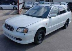 Suzuki Cultus Wagon, Сузуки Култус Вагон