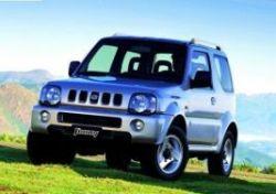Suzuki Jimny, Сузуки Джимни