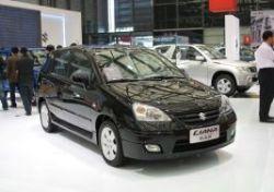 Suzuki Liana Hatchback, Сузуки Лиана Хэтчбек