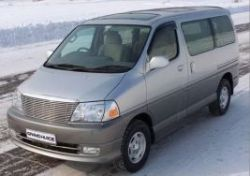 Toyota Grand Hiace, Тойота Гранд Hиаце
