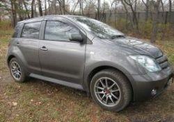 Toyota Ist, Тойота Ист
