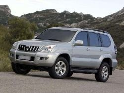 Toyota Land Cruiser Prado 120, Тойота Ленд Крузер Прадо 120