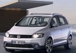 Volkswagen Cross Golf, Фольксваген Кросс Гольф