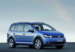 Volkswagen Cross Touran, Фольксваген Кросс Туран