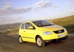 Volkswagen Fox, Фольксваген Фокс