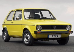 Volkswagen Golf 1, Фольксваген Гольф 1