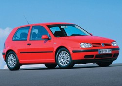 Volkswagen Golf 4, Фольксваген Гольф 4